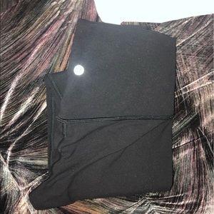 black lululemon align